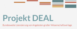 Logo of Projekt Deal with link