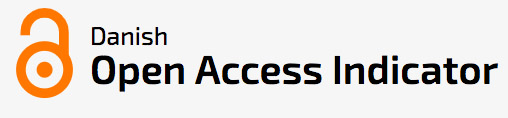 Danish open access indicator and link