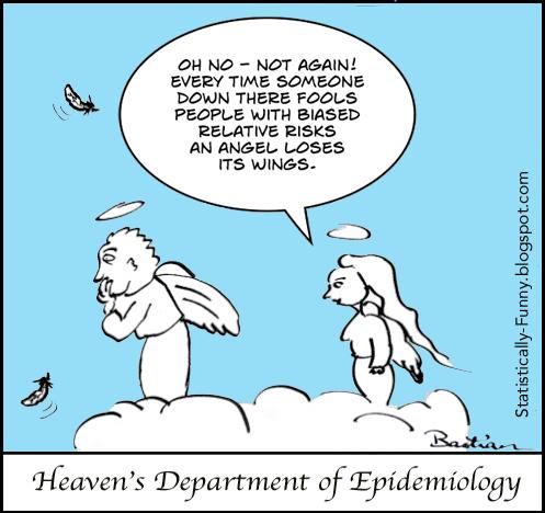 Cartoon Department of Epidemiology