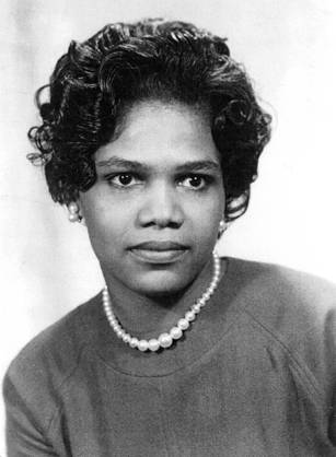 Photo of Edith Irby-Jones