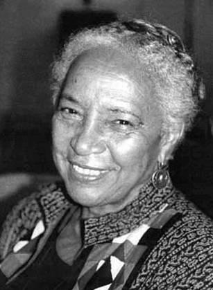 Photo of Margaret Morgan Lawrence