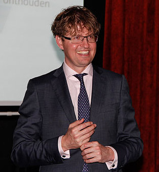 Photo of Sander Dekker