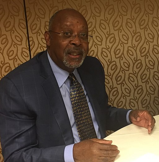 Photo of Willie Pearson Jr in 2017